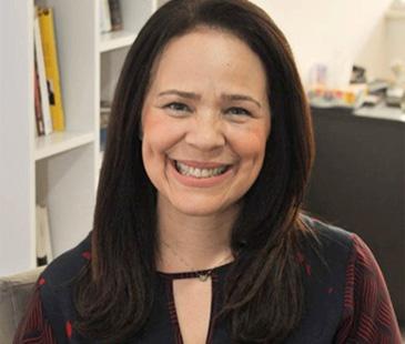 Vera Castro sócia diretora psicóloga e coach da VTH Treinamento