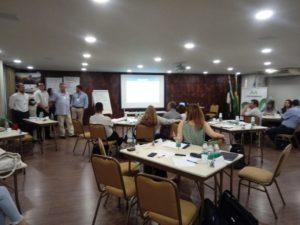 Workshop da VTH Treinamento na empresa Mouragro