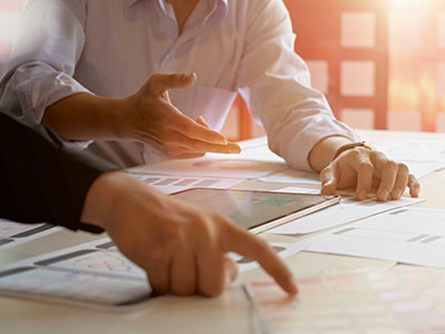 Assessment e Feedback como consultoria da VTH Treinamento